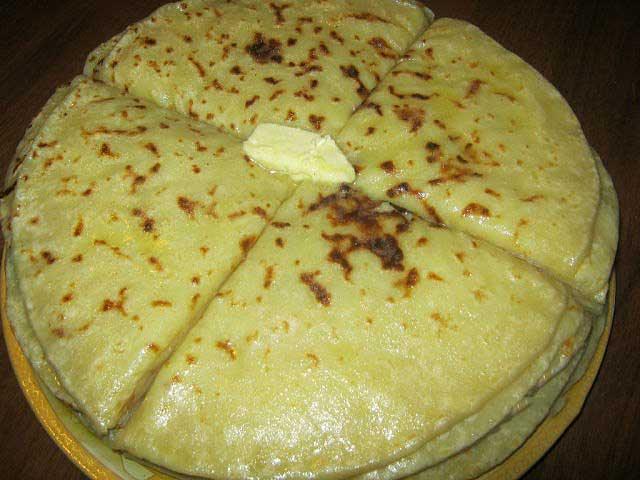 Хычины балкарские рецепт
